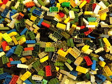 Lot of 50 2x4 Bricks Mega Blok BTR Tyco and other Compatibles Non Lego