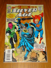SILVER AGE #1 DYNAMIC FORCES SIGNED MARK WAID DC COMICS 2000