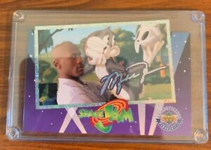 1996 UD Limited Edition Space Jam/Michael Jordan/Bugs Bunny/5,000 Free Shipping