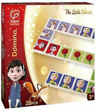 HAPE Wooden THE LITTLE PRINCE DOMINO GAME Ages 3 and upwards NEW & BOXED