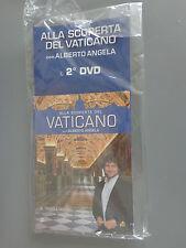 DVD N°2 ALLA SCOPERTA DEL VATICANO REPUBBLICA L'ESPRESSO ALBERTO ANGELA