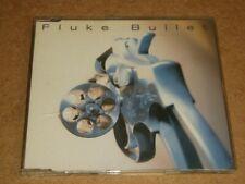 Fluke:  Bullet  UK  CD Single
