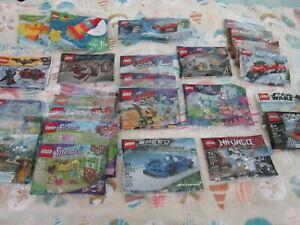 LEGO POLYBAGS,DUPLO,FRIENDS,LEGO MOVIE,CITY,MARVEL,TROLLS,STAR WARS,CREATOR,PICK