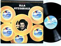 ELLA FITZGERALD – Golden Greats Vinyl Compilation LP / NM/VG+