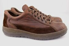 Rare Vintage Mephisto Mens Originals Air Relax Brown Sneakers Shoes 11.5 France