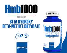 YAMAMOTO NUTRITION HMB - 1000 mg , 90 compresse - Aumento sintesi proteica