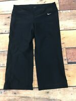 Nike Womens Sweatpants Capris Size Small A123
