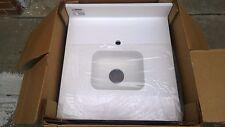 """Nib Nice Premium 25x25"""" Cultured-Marble Bar Sink (or Vanity Top for Vessel Sink)"""