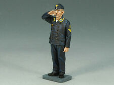 KM005 Petty Officer with Whistle RETIRED by King & Country