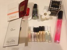 Perfume Travel And Sample Lot Bomshell, Marc jacobs, Nest