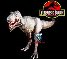 Movie Jurassic Park Dinosaur T-rex Tyrannosaurus Figure Vinyl Model Kit 11inch