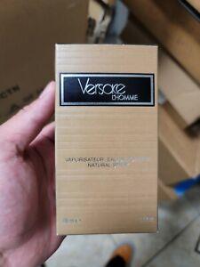 VERSACE L'HOMME EDT 3.3OZ by VERSACE VINTAGE VAULTED NEW COLLECTORS GEM