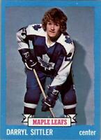 1973-74 Topps #132 Darryl Sittler DP - EX-MT