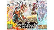 Millenium Blades: base/core board card game level 99 New