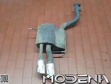 Exhaust End Box Mufflers Left Exhaust Silencer Muffler Maserati Qp V