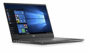 """DELL LATITUDE 7370  CORE M7-6TH GEN  13.3"""" 8GB RAM 256GB SSD WINDOWS 10 HDMI CAM"""