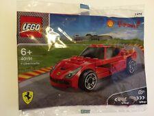 Lego 40191 Ferrari F12 Berlinetta Shell Promotional Ferrari Collection 2014 NEW