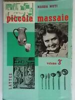 Piccole massaie 3 Muti magda lattes 1961 economia domestica scuola bambini casa