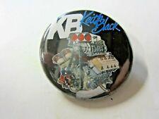 NHRA Keith Black Racing Engines Button Pin