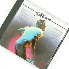 Footloose Original Soundtrack CD 1984 Made In Japan Kenny Loggins Sammy Hagar