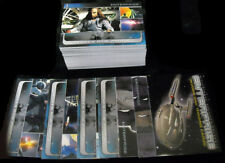 2002 Rittenhouse Archives Star Trek Enterprise Season One Set (81) NM/MT