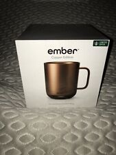 New listing Factory Sealed Ember Copper Edition Temperature Control Mug 10oz One Left