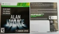Alan Wake + The Signal and The Writer DLC Add-ons