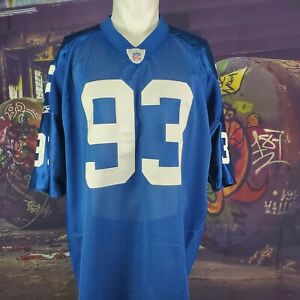 Dwight Freeney Reebok Indianapolis Colts On Field Jersey (Size 56) NWT