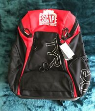 Tyr - Alliance - 30 L Triathlon Backpack - Black / Red - Escape From Alcatraz