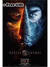 "Mortal Kombat / 2021 / Movie Poster 24"" x 36"""