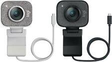 Logitech Streamcam 1080p Webcam Model 960-001289 White and Graphite BRAND NEW
