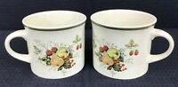 Royal Doulton Cornwall Set Of 2 Coffee Or Tea Cups 8 Oz L S 1015 Made in England
