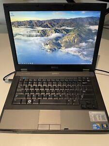 """Dell Latitude E5410 i5 M560 14"""" with 8 GB DDR3L, 120GB SSD and Dock"""