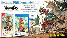 Nicalis - Wonder Boy: The Dragon's Trap Launch Edition PS4