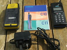 Vintage Rare Siemens C10 Mobile Phone UNLOCKED