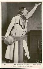 John Martin Harvey. English Stage Actor. 'The Only Way' Sydney Carton .  RL.73