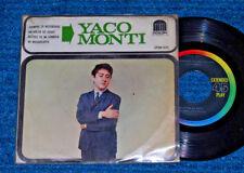 """YACO MONTI Siempre Te Recordare 45 RPM PS 7"""" ODEON EPOM-1035 MEXICO"""