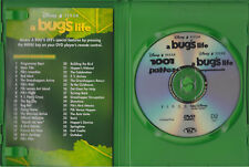 DVD Walt Disney - 1001 Pattes - Import Belge - Contenu Francais