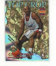 1996-97 TOPPS STADIUM CLUB BASKETBALL TOP CROP CLYDE DREXLER / GLEN RICE #TC8