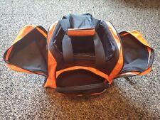 Brunswick Edge Black/Orange 1 Ball Bowling Bag