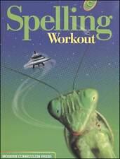 Grade 3 MCP Spelling Workout Level C Student Book 3rd Modern Curriculum Press