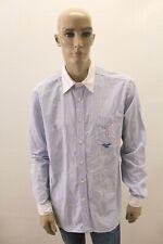 Camicia GAUDI' Uomo Shirt Chemise Man Taglia Size XXL