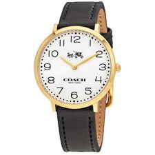 Coach Slim Easton Gold Dial Ladies Watch 14502683