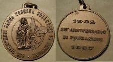 medaglia Banca Toscana Firenze