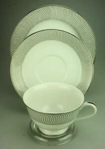 Trio of Sango Ambassador Cup, Saucer & Side Plate Made in Japan CS22a