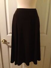Michael Michael Kors Brown Slinky Skirt Size M