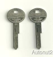 1965 Lincoln and Continental key blanks original NOS original