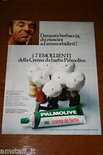 AT12=1972=PALMOLIVE CREMA DA BARBA=PUBBLICITA'=ADVERTISING=WERBUNG=
