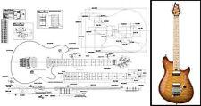 Peavey Wolfgang® Electric Guitar Plan