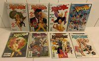Codename Knockout Comic Book Lot-Vertigo